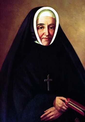 El santo de hoy...María Anna Blondin, Beata Bmariaana