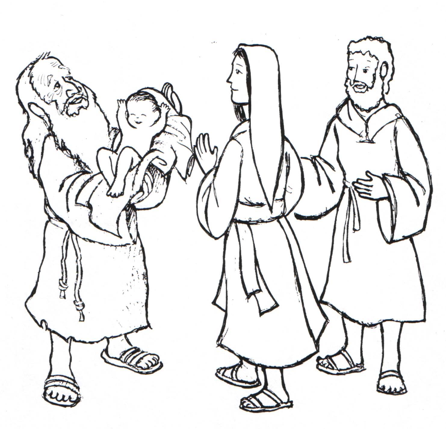 Matrimonio Catolico Para Dibujar : La presentación